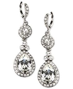 Gorgeous Crystal Earrings.