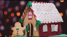 #gingerbreadhouse #gingerbread #house #pandizenzero #casapandizenzero #casettadizenzero #house #christmashouse #christmasdecoration