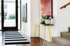 Give your guests the first impression about your home design and decor with entry table. Get inspired by these stunning entry table décor ideas. Decor, House Design, House, Interior, House Styles, Home Decor, House Interior, Collected Interiors, Interior Design