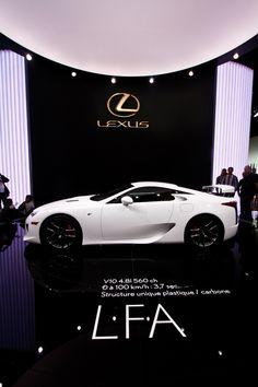 One Day: Lexus LFA