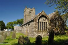 St Breward Church, Cornwall