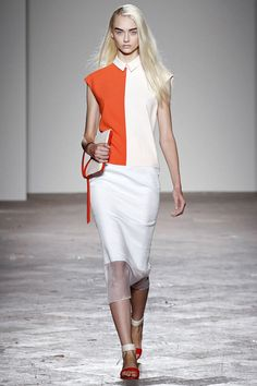 Gabriele Colangelo Spring 2013 Ready-to-Wear Collection Slideshow on Style.com