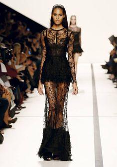 ELIE SAAB Ready-to-Wear Spring Summer 2014 Fashion Show