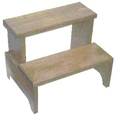 bed step stool for adults woodworking projects plans. Black Bedroom Furniture Sets. Home Design Ideas