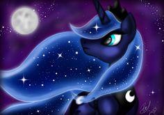 MLP: Luna's Night
