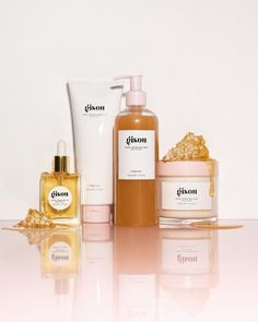 Creation Web, Packaging Inspiration, Hair Design, Hair Care Brands, Diy Hair Care, Beauty Packaging, Packaging Design, Skincare Packaging, Honey Hair