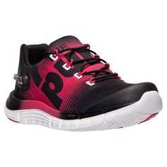 Women's Reebok ZPump Fusion Running Shoes - M47890 PNK | Finish Line