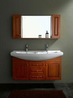 "47.25"" Contempo Double Bathroom Vanity"