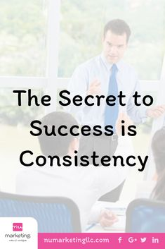 Marketing consistency with your efforts and spending is the secret to success. It takes months, sometimes years, to see the fruition of your efforts. Content Marketing Strategy, Social Media Marketing, Business Branding, Business Tips, Internet Marketing, Online Marketing, Book Blogs, Construction Business, Advertise Your Business