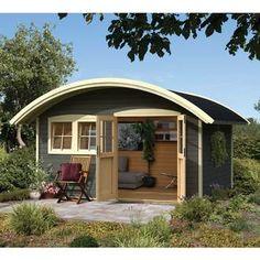 design intemporel a0b9d 71ed3 Les 99 meilleures images de Abris de jardin, maisonnettes et ...