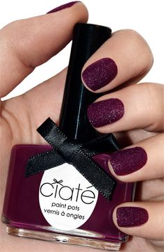 really neat nail effect (ciate)