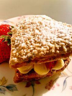 「【バレンタイン】紅茶とホワイトチョコレートのイチゴサンド」とうにゃん   お菓子・パンのレシピや作り方【corecle*コレクル】