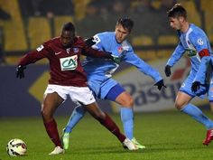 Queens Park Rangers bids for France youth player Yeni Ngbakoto 'rejected by Metz'