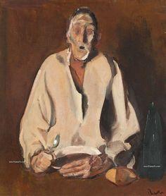 Corneliu Baba: El expresionismo rumano - TrianartsTrianarts