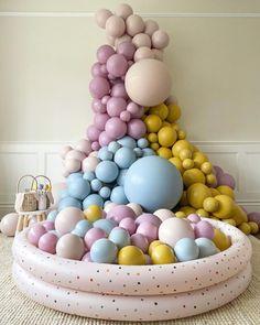 Design & Decor - Elari Events Balloons, Baby Shower, Events, Design, Decor, Globes, Babyshower, Decoration