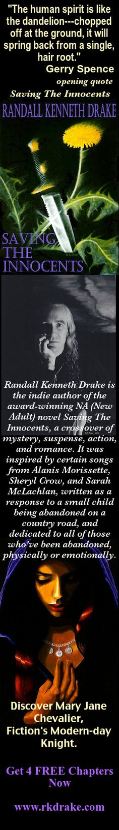 Quote from the award-winning NA new adult genre digital novel Saving The Innocents, a crossover of mystery, suspense, action, and romance. Novel inspired by certain songs from Alanis Morissette, Sheryl Crow, and Sarah McLachlan. To Get either 4 FREE Chapters Now, or Get the novel itself Now, Click Here www.rkdrake.com/rkd/new-adult-genre.html Send link as gift for avid readers! Sarah Mclachlan, Saving Quotes, Alanis Morissette, Open Quotes, Sheryl Crow, Romance Novels, Great Books, Crossover, Indie