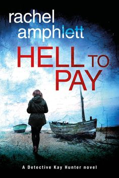 I am more than just a little bit excited today.  In fact I am thrilled as I can at last reveal the cover for Rachel Amphlett's new book, 'Hell to Pay&#8217…