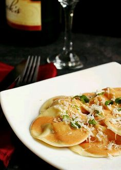 Agnolotti   IT'S  GOOD  ITALIAN! !! YUMMY. .