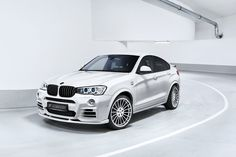 Hamann gives 381 horsepower to BMW X4 SUV - http://www.bmwblog.com/2016/02/02/hamann-gives-381-horsepower-to-bmw-x4-suv/