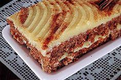 Bolo Indiano   Saúde Vida Total Cheesecake Cupcakes, Big Mac, Portuguese Recipes, Apple Pie, Donuts, Banana Bread, Waffles, Bacon, Food And Drink