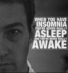 FIGHT CLUB  #norton insomnia.