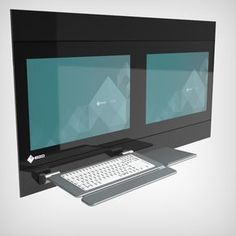 Clients/EIZO GmbH Skills Used /Ideation, Concept Development, 3D CAD Modeling, Engineering, Visualization