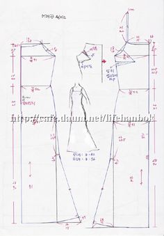Rok A, a skirt Vintage Sewing Patterns, Clothing Patterns, Dress Patterns, Fashion Terminology, Japanese Sewing, Gown Pattern, Estilo Boho, Pattern Drafting, Sewing Notions