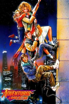 one of my fav 80's movies. - Click image to find more Film, Music & Books Pinterest pins
