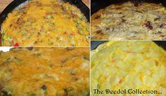 Easy Oven Omelet.... https://grannysfavorites.wordpress.com/2016/07/24/easy-oven-omelet-6/