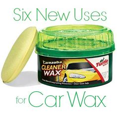 Six new uses for car wax that may surprise you!