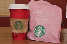 Temporada de vasos #RojoStarbucks de Navidad en Starbucks