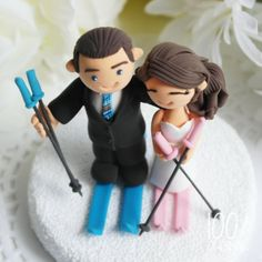Custom Made Cake Topers: 8 Adorable Handmade Finds