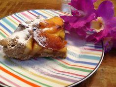 Torta rústica de maçã :: Pimenta na cozinha