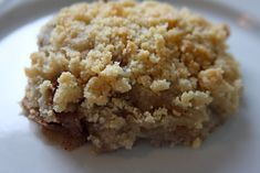 Krispie Treats, Rice Krispies, Cobbler, Food And Drink, Cooking, Desserts, Gluten, Home, Apple Crumble Recipe