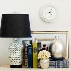 lovelyness:    I love this FaireHoure plate/clock.