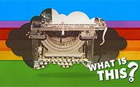 What is this? 'What is this?' is designed to inspire young students to engage in historical inquiry, and to cultivate their historical literacy and skills.  It aligns with the Australian Curriculum: History for students in Foundation Year and includes a 15-minute video to introduce teachers to the inquiry-learning approach used in the resource.
