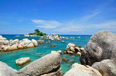 Belitong Island Indonesia