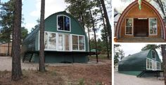 How To Build A Beautiful Cabin (In 3 Days) For JUST $5,000.00