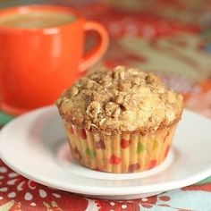 Oatmeal Muffins - the best oatmeal muffins I have ever made!!