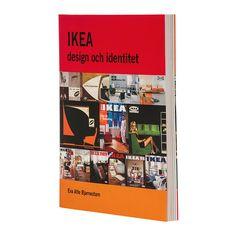 IKEA - IKEA - DESIGN OCH IDENTITET, Bok, IKEA - design och identitet är en personlig skildring av ansiktena och idéerna bakom IKEA:s mest kända produkter. I boken finns också nostalgiska återblickar och en ingående historiebeskrivning över IKEA:s utveckling till föregångare inom möbeldesign.