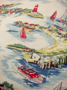 cath kidston boat print - Google Search Cath Kidston, Pattern Design, Print Patterns, Stationery, Greeting Cards, Gift Wrapping, Textiles, Yachts, Wallpaper