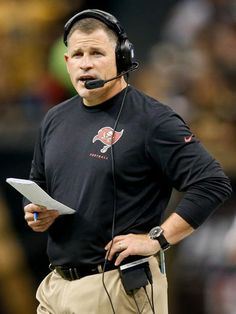 Greg Schiano FIRED, went 11-21 as head coach of the Tampa Bay Buccaneers.