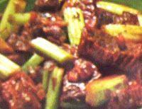 Eetlust!: Daging masak djahé oftewel rundvlees met gember