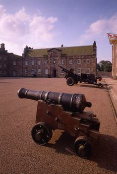 Berwick-upon-Tweed Barracks - English Heritage - Northumberland-english heritage film locations; berwick upon tweek barracks; berwick-upon-t...