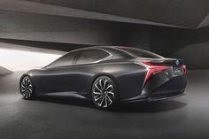 Lexus LF-FC Concept Car: Luxus bei Lexus - GQ