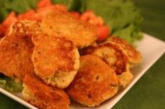 Gluten-free Chickpea Falafel Patties