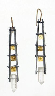 ER255 Structure earrings | Sydney Lynch