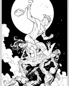 Madman! by Frank Cho.