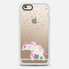 MAKE ME HAPPY ELEPHANT by Monika Strigel - New Standard Case