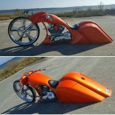 Big Wheel Bagger!                                                                                                                                                      More